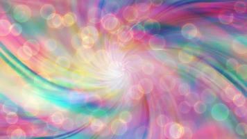 Rainbow Pink Background video