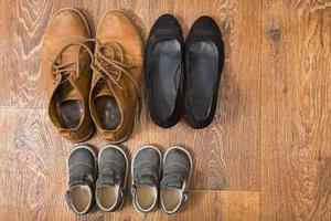 Shoes for the entire family photo