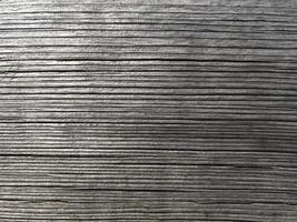 Old wooden wrinkled board. Tree texture with copyspace. Stock photo. photo