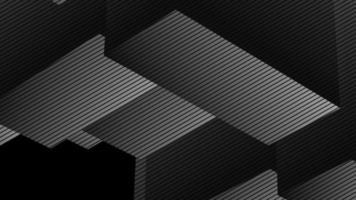 fundo de forma poligonal cinza branco abstrato