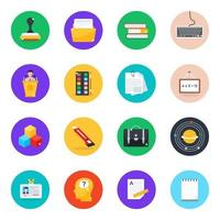 Kindergarten and Creative Education vector