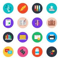 Educational and Learning vector