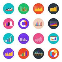 Business and Graphs vector