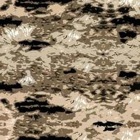 camouflage vector pattern.