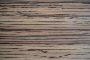 Fondo con textura de rayas de madera de color marrón claro foto