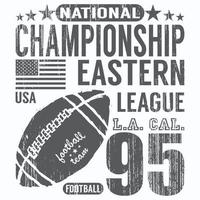 football eastern league light grey grunge vector