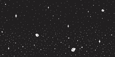 outter space background vector