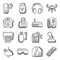 Hardware and Devices vector