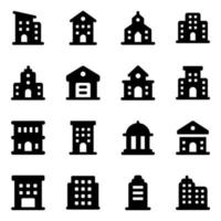 Architecture and Building vector