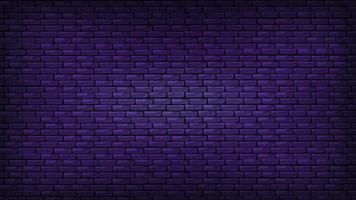 luces de neón de arte lineal en la pared video