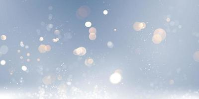Abstract blur light element that can be used for decorative bokeh background. vector