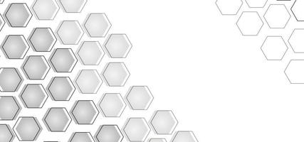 geometric shapes simple beautiful background or banner vector