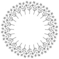 borde del marco del centauro vector