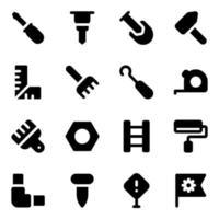 Labour Day Elements vector