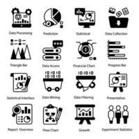 Business Data Elements vector