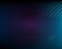 Abstract blue light line motion background illustration vector