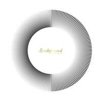 Concentric circle elements. Element for graphic web design, Template for print, textile, wrapping, decoration, vector illustration