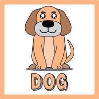 cute kawaii dog animal drawings illustrations art vector