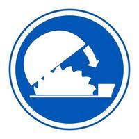 Symbol Use Adjustable Guard vector