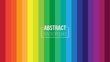 Colorful striped background vector design