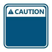 symbol caution sign icon,Exclamation mark ,Warning Dangerous icon on white background vector