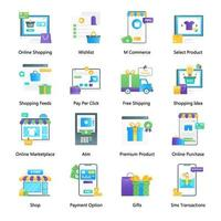 Ecommerce and Promotion vector