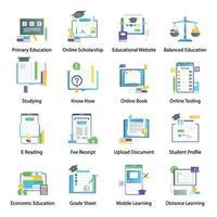 Virtual Education Vectors