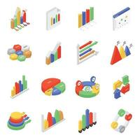 Data Infographics Elements vector