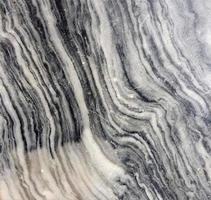 Abstract pattern of natural marble black and white photo