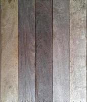 tablón de madera de la pared para el fondo foto