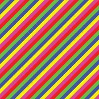 patrón geométrico sin costuras. patrón geométrico para tela, ropa de bebé, fondo, textil, papel de regalo y otra decoración ilustración vectorial. vector
