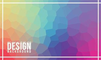 Colorful Gradient vector modern geometrical abstract background. Texture background. Geometric background with gradient.