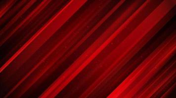 Diagonal red abstract background design in dynamic style. vector