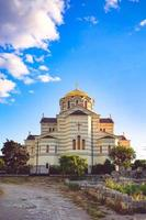 catedral vladimir en chersonesos foto
