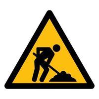 Under Construction Symbol Sign vector