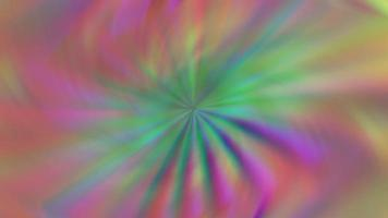 Rotating Multicolored Blurred Background video