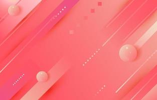 Pink Diagonal Abstract Background vector