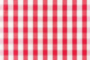 telón de fondo transparente de tela de patrón a cuadros foto