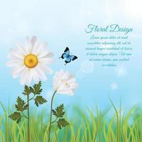 March 8th Realistic Background Vector Illustration