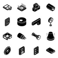 Construction and Maintenance vector