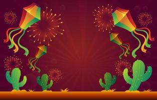 Festa Junina Festivy Background vector