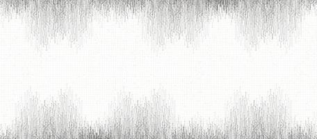 Black and White Technology Background vector