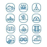 Picnic Icon Collection