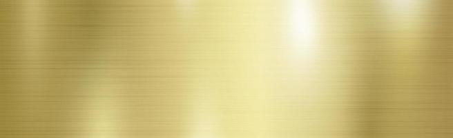 Panoramic texture of gold with glitter - Vector