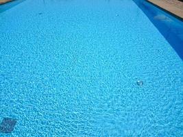 piscina vacía foto