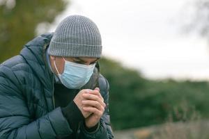 Seasonal viral disease photo