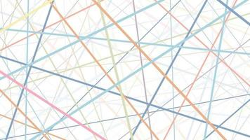 colorful line background vector