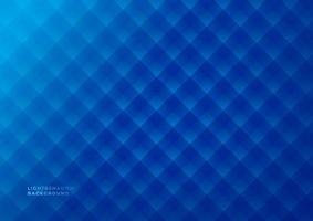 Dark blue geometric light and shadows abstract background. vector