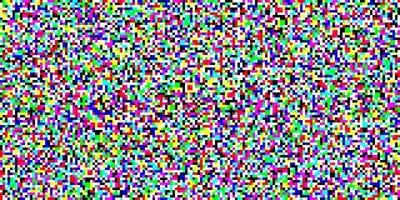 TV screen noise pixel glitch texture background vector illustration