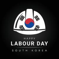 Labour day natinal celebration vector